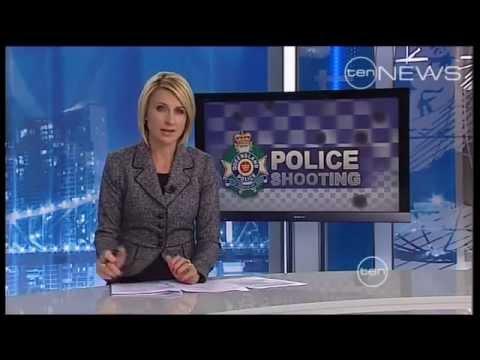 Police Shoot At Car - Loganlea, Queensland (2011)