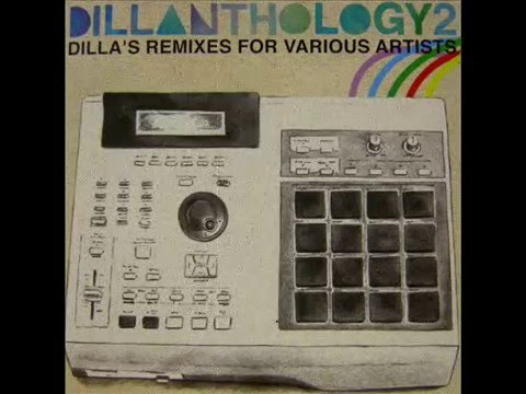 "J-Dilla ""Dillanthology"" vol 2 Full Album (2009)"