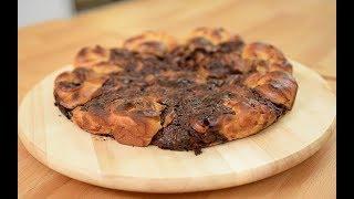 Nutellalı Yıldız Ekmek Tarifi - Semen Öner - Yemek Tarifleri - Ekmekçilik#10