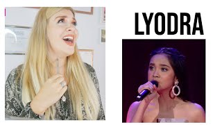 Vocal Coach|Reacts LYODRA - INTO THE UNKNOWN  - SPEKTA SHOW TOP 7 - Indonesian Idol 2020