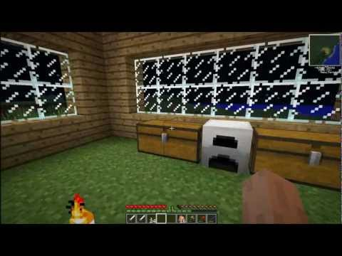 Minecraft - Technic Pack Part 4 - Electricity & Iron Furnace