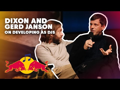 Dixon and Gerd Janson talk about developing as DJs | Red Bull Music Academy