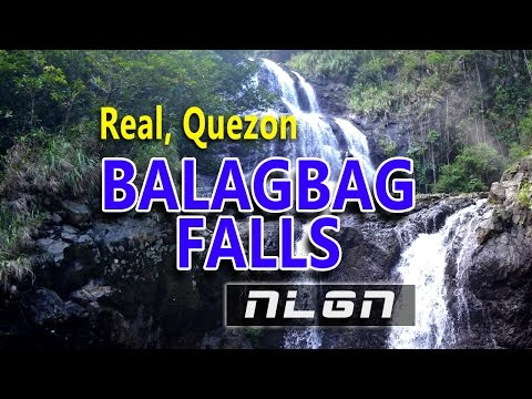 Balagbag Falls - Real, Quezon, Philippines | NLGN