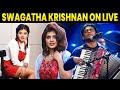 Singer swagatha live performance ar rahman song swagatha krishnan live interview cineulagam