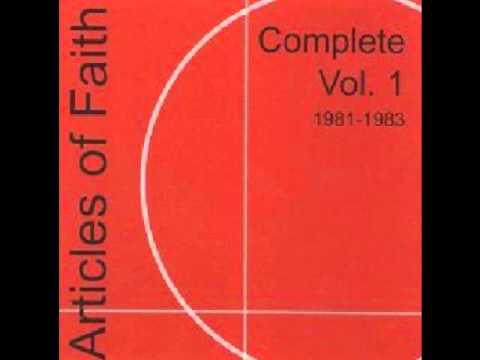 Articles of Faith-American Dreams