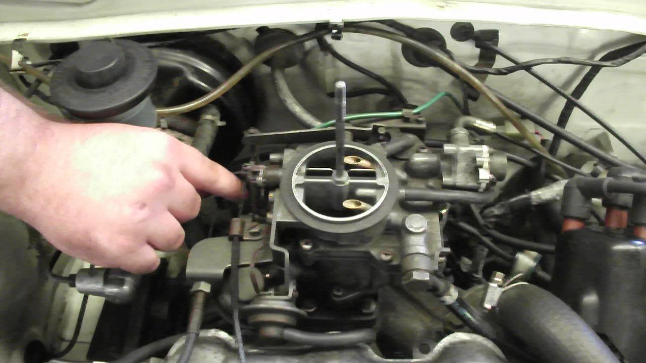 medium resolution of daihatsu charade aisan carby idle problems youtube engine alternator diagram 2e engine carburetor diagram
