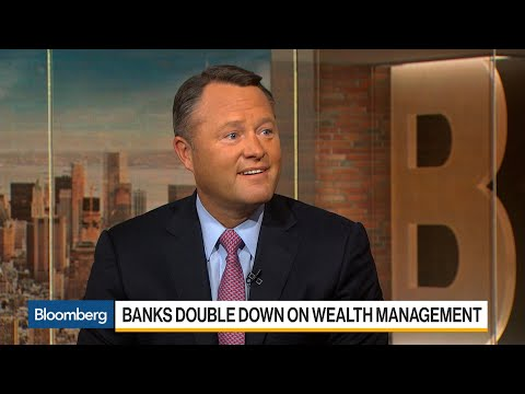 Wealth Management Can't Be 'Amazoned or Ubered': UBS's Chandler