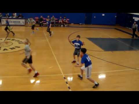 Rye Brook Sports Gray vs Rye Brook Royal Blue Championship game