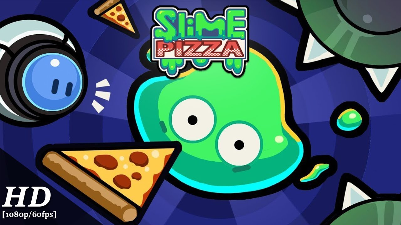 Slime Pizza is another fantastic game from Nitrome