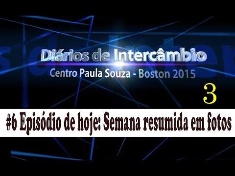 Diários de Intercâmbio Centro Paula Souza #6 (Episódio de hoje: Semana resumida em fotos 3