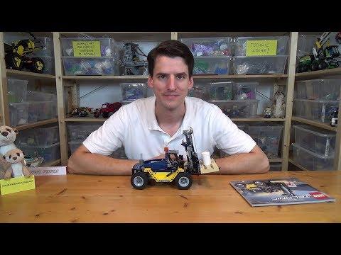 LEGO® Technic 42079 -  Schwerlast-Gabelstapler