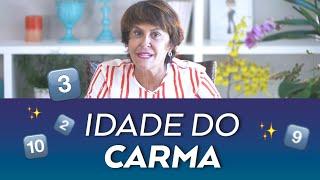 Márcia Fernandes falando sobre a Idade do Carma
