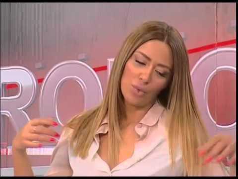 Ana Nikolic - Ptica skitnica - Promocija - (Tv Dm Sat 2012)
