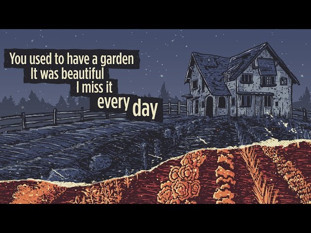 Much The Same - You Used to Have a Garden (Lyric Video)
