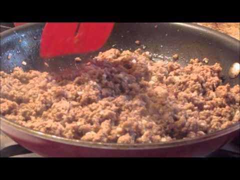 Ground Turkey Spinach