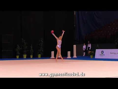 Amina Rustemova (KAZ) - Junior 2002 07 - Aphrodite Cup Athens 2016