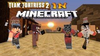 Minecraft Team Fortress 2! - Server Spotlight