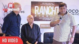 David Dhawan At Ranchi Diaries Trailer Launch | Viralbollywood