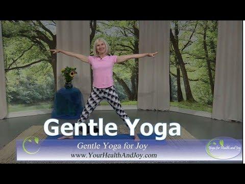 Gentle Yoga For Joy