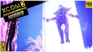 CODEX BRAIN MISSION WARLOCK - XCOM 2 WOTC Modded Gameplay - Part 45 - Let's Play Legend Ironman