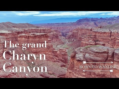 Kazakhstan: The grand Charyn Canyon