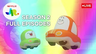 🔴 LIVE! Full Episodes from 🚗 Go! Go! Cory Carson Season 2 | Netflix Jr