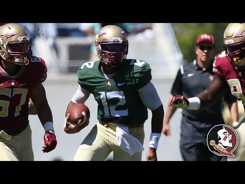 Deondre Francois: FSU's Likely Starting QB vs. Ole Miss