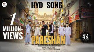 PARESHAN RAP SONG | AFROZ ALI feat DESI TOOFAN | CNU | New Hyderabad Rap Songs| Hyderabadi Rappers|