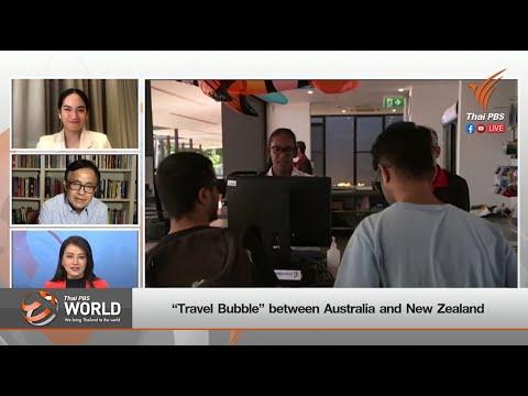 """Travel Bubble"" Between Australia And New Zealand"
