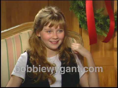 """Kirsten Dunst & Samantha Mathis """"Little Women"""" 1994 - Bobbie Wygant Archive"""