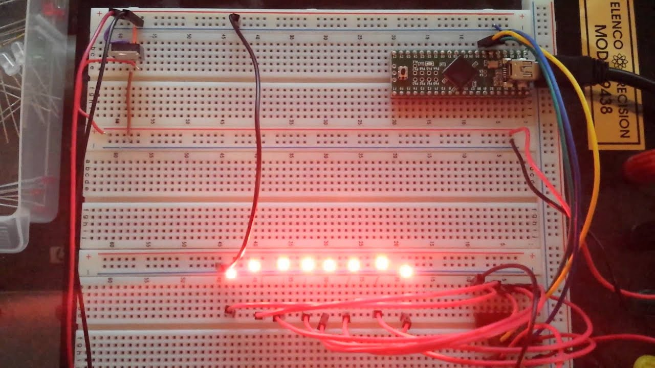 Shift register sn74299