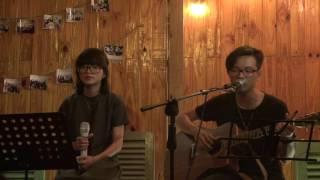 """Vị ngọt đôi môi - Gia Nghi ft. Trác Khiêm [Đêm nhạc """"Ngày hát đôi"""" - Xương Rồng Coffee & Acoustic]"""
