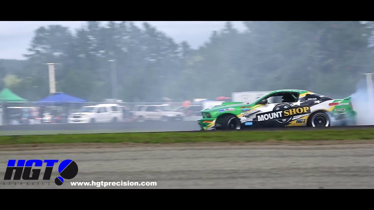 HGT Gearbox - DRIFT - 5 Speed Sequential - Mustang V8