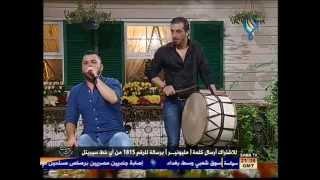 مواويل و عتابات حسام جنيد و وفيق حبيب و أغنية  طلبني عالموت | نورت سمانا 2014