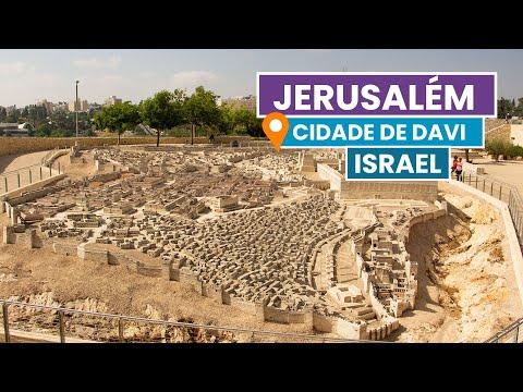 CIDADE De DAVI - Jerusalém | Israel