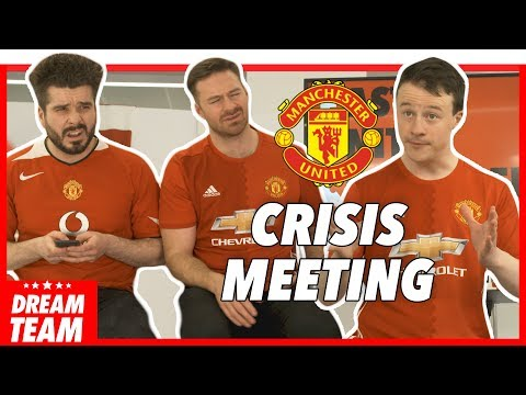 MAN UNITED EMERGENCY PLAN AFTER MAN CITY WIN THE PREMIER LEAGUE