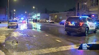 Driver shot after honking horn at another vehicle