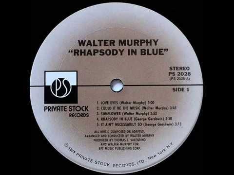 Walter Murphy -Love Eyes -1977 Disco