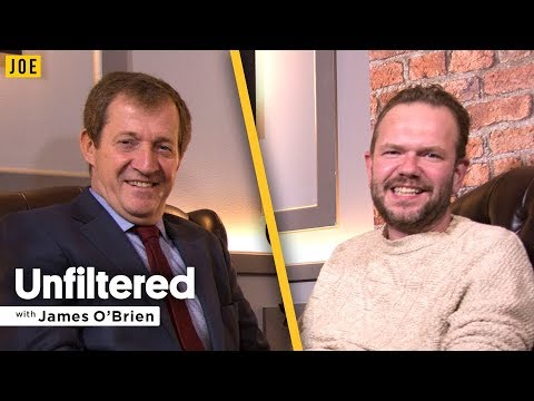 Alastair Campbell interview on Blair, Roy Keane & depression | Unfiltered with James O'Brien | Ep 2