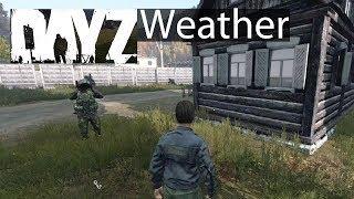 DayZ Xbox One Gameplay Weather Conditions & Bandits