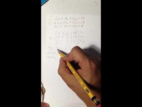 DETERMINANTES REGLA DE SARRUS.wmv from YouTube · Duration:  4 minutes 1 seconds