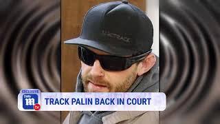 Sarah Palin's son Track pleads guilty to criminal trespassing - DailyMailTV
