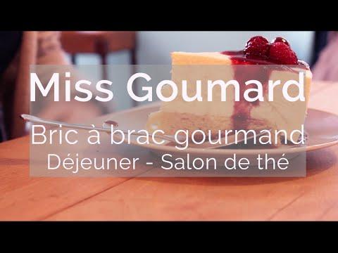 Salon de thé Miss Goumard - Blois
