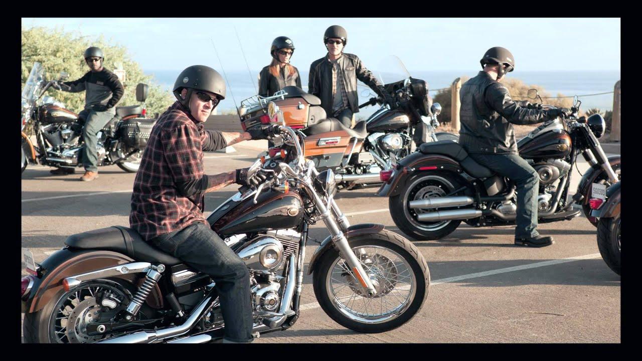 110TH Harley Davidson Motorcycle - YouTube
