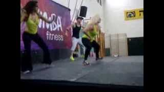 A Zumba Warm Up (Live It Up+Lose Control)