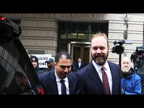 HUGE: Mueller Drops Charges Against Rick Gates In Trump Russia Probe