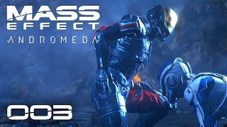 MASS EFFECT ANDROMEDA [003] [Nur ein klein wenig Hoffnung] [Gameplay Deutsch German] thumbnail