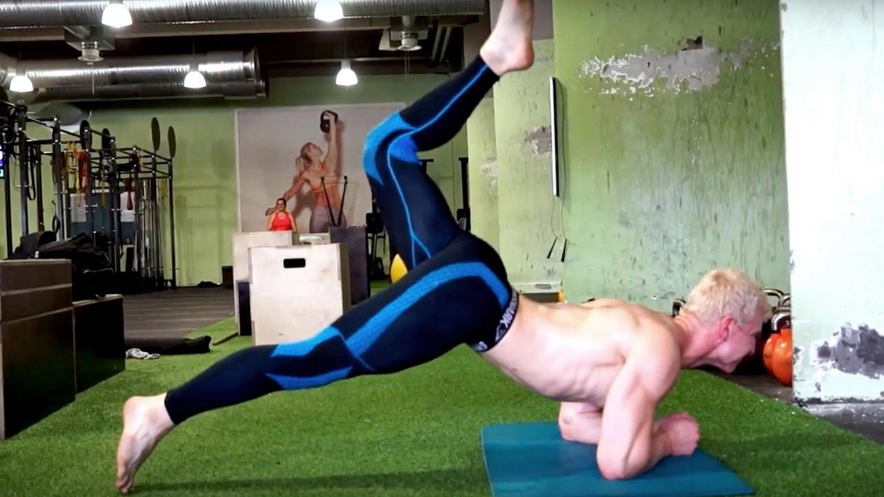 Wie man Beinmuskeln und Fett Yahoo verliert