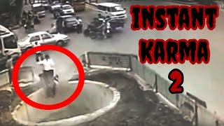 3 Cases of Brutal Instant Karma Caught on Camera Part 2