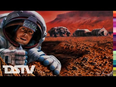 A JOURNEY TO MARS - SPACE DOCUMENTARY
